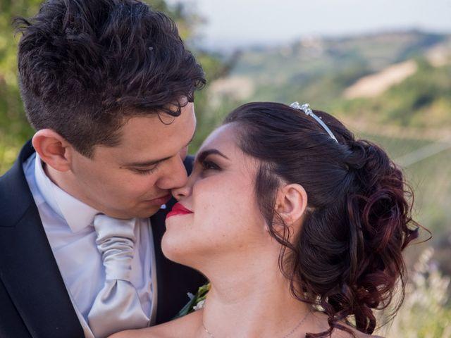 Il matrimonio di Mattia e Viviane a Cesena, Forlì-Cesena 67