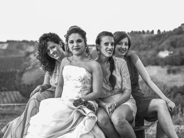 Il matrimonio di Mattia e Viviane a Cesena, Forlì-Cesena 74