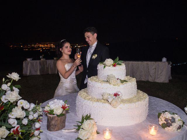 Il matrimonio di Mattia e Viviane a Cesena, Forlì-Cesena 77