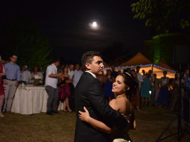Il matrimonio di Mattia e Viviane a Cesena, Forlì-Cesena 81