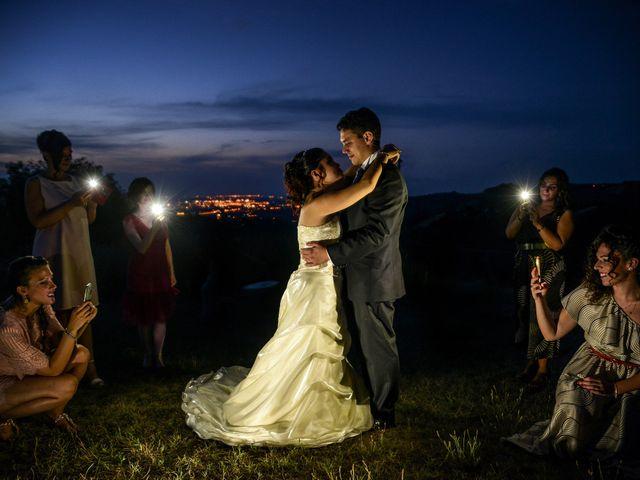 Le nozze di Viviane e Mattia