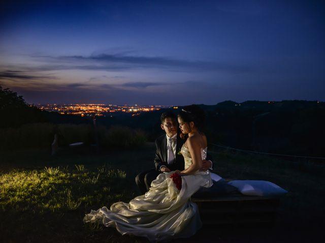 Il matrimonio di Mattia e Viviane a Cesena, Forlì-Cesena 84
