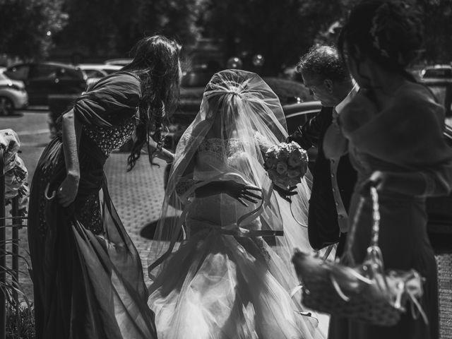 Il matrimonio di Mirko e Simona a Gioia Tauro, Reggio Calabria 18