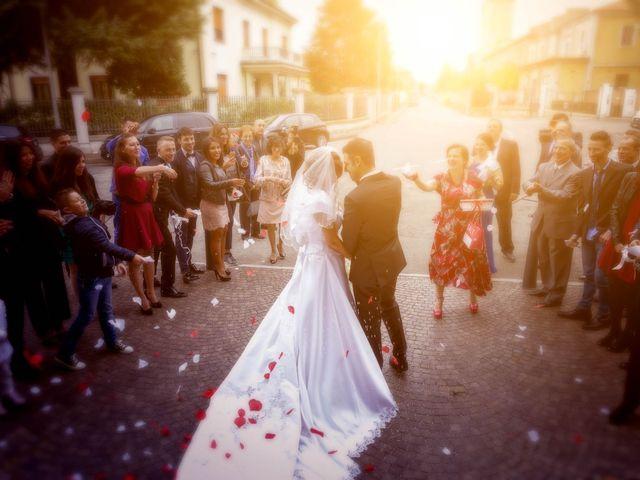 Il matrimonio di Tommaso e Matilda a Vigevano, Pavia 13