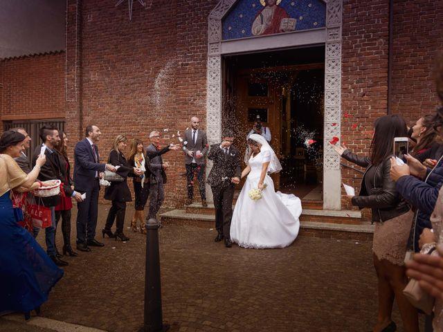 Il matrimonio di Tommaso e Matilda a Vigevano, Pavia 18