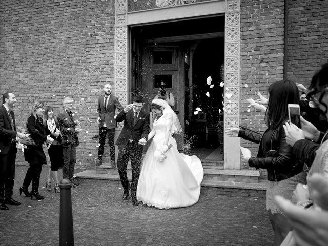 Il matrimonio di Tommaso e Matilda a Vigevano, Pavia 19