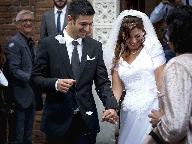 Il matrimonio di Tommaso e Matilda a Vigevano, Pavia 20
