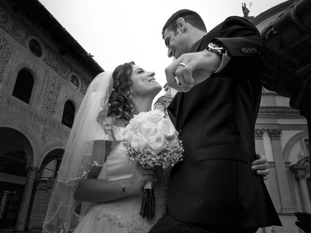 Il matrimonio di Tommaso e Matilda a Vigevano, Pavia 22