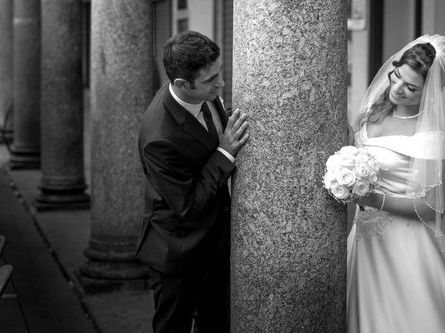 Il matrimonio di Tommaso e Matilda a Vigevano, Pavia 23