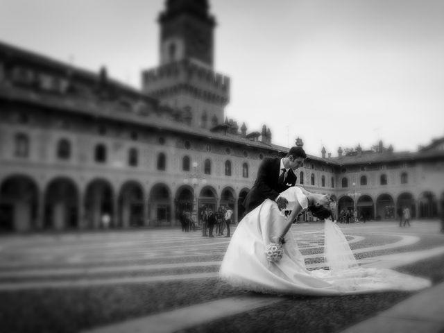 Il matrimonio di Tommaso e Matilda a Vigevano, Pavia 25