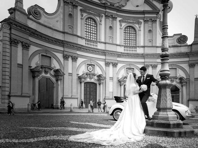 Il matrimonio di Tommaso e Matilda a Vigevano, Pavia 1