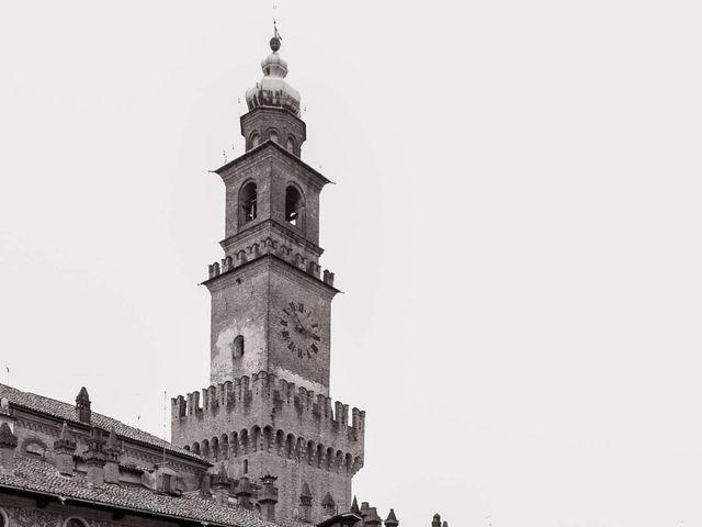 Il matrimonio di Tommaso e Matilda a Vigevano, Pavia 28