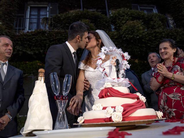 Il matrimonio di Tommaso e Matilda a Vigevano, Pavia 35