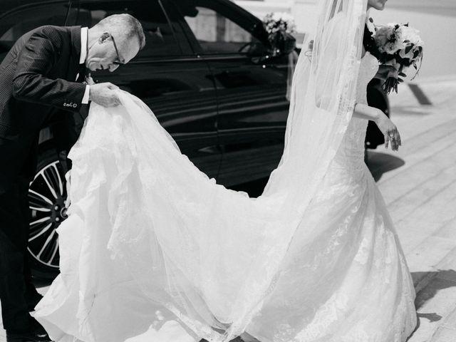 Il matrimonio di Matteo e Simona a Ripa Teatina, Chieti 30