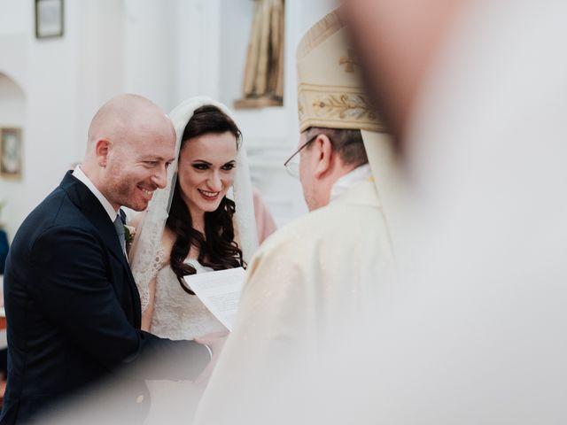 Il matrimonio di Matteo e Simona a Ripa Teatina, Chieti 36
