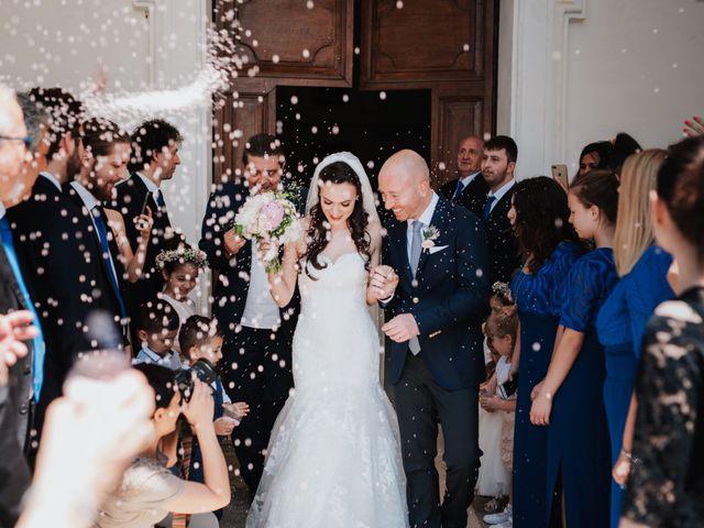 Il matrimonio di Matteo e Simona a Ripa Teatina, Chieti 40