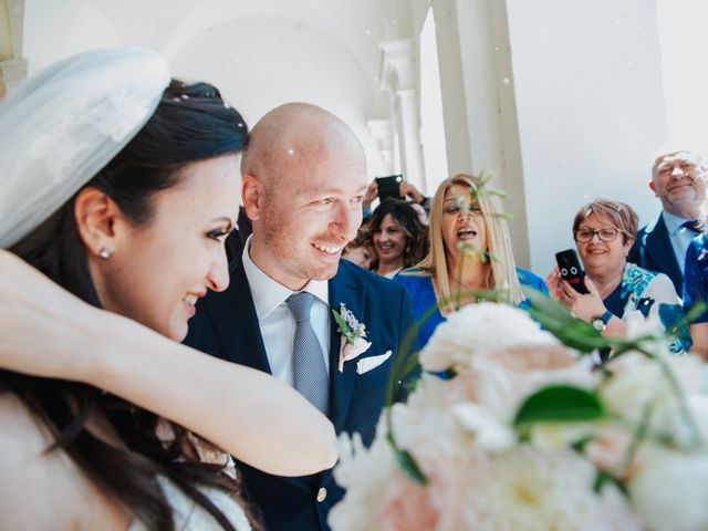 Il matrimonio di Matteo e Simona a Ripa Teatina, Chieti 41