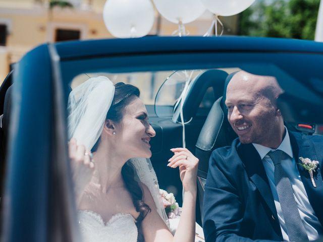 Il matrimonio di Matteo e Simona a Ripa Teatina, Chieti 1