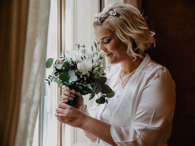 Il matrimonio di Oscar e Velia a Lesmo, Monza e Brianza 1