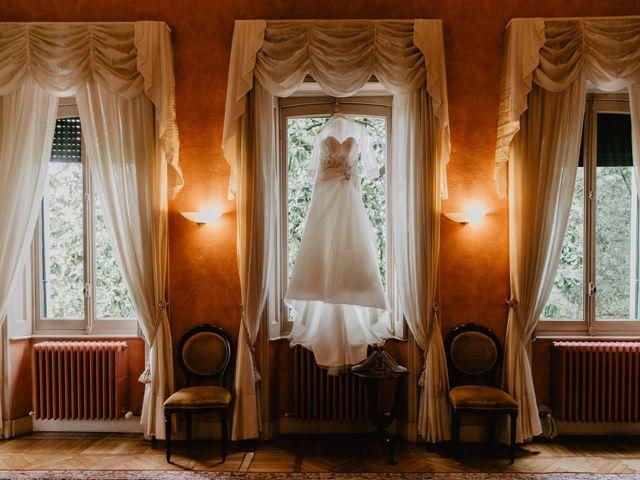 Il matrimonio di Oscar e Velia a Lesmo, Monza e Brianza 6