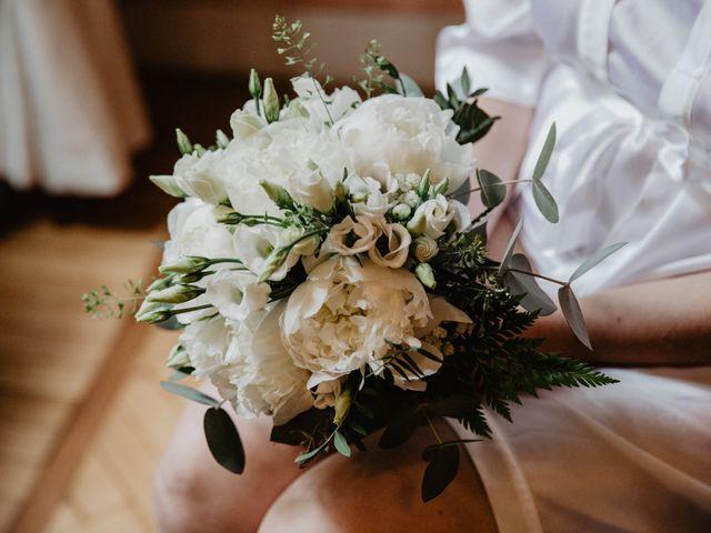 Il matrimonio di Oscar e Velia a Lesmo, Monza e Brianza 17