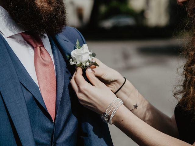 Il matrimonio di Oscar e Velia a Lesmo, Monza e Brianza 22
