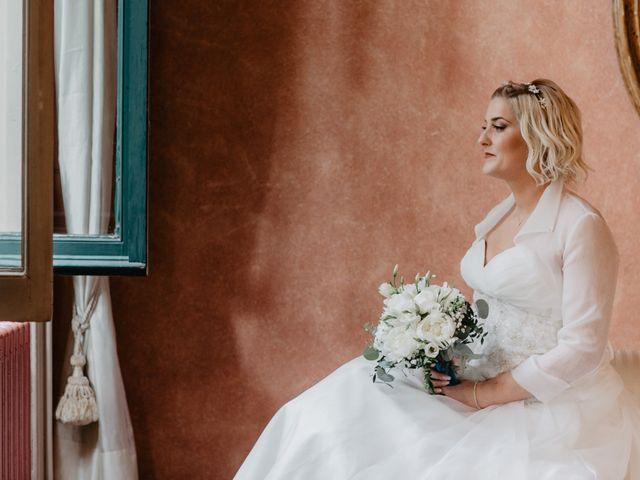 Il matrimonio di Oscar e Velia a Lesmo, Monza e Brianza 24