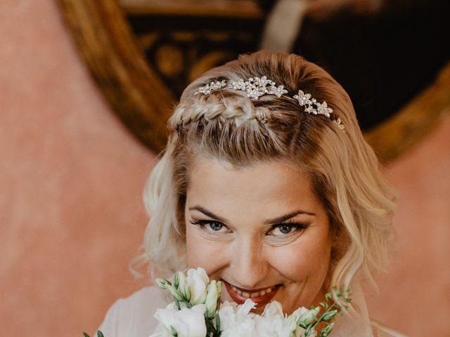 Il matrimonio di Oscar e Velia a Lesmo, Monza e Brianza 25