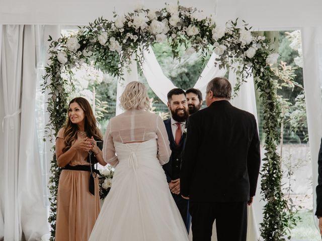 Il matrimonio di Oscar e Velia a Lesmo, Monza e Brianza 29
