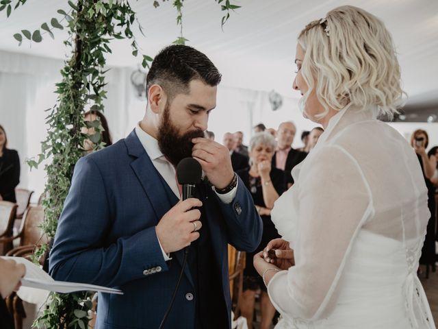 Il matrimonio di Oscar e Velia a Lesmo, Monza e Brianza 30