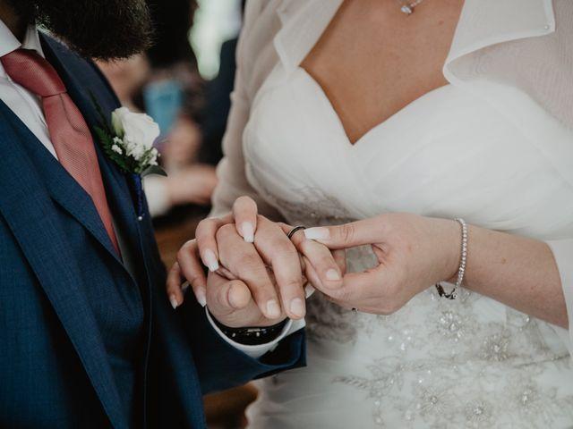 Il matrimonio di Oscar e Velia a Lesmo, Monza e Brianza 33