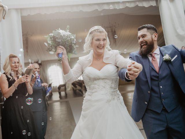 Il matrimonio di Oscar e Velia a Lesmo, Monza e Brianza 34