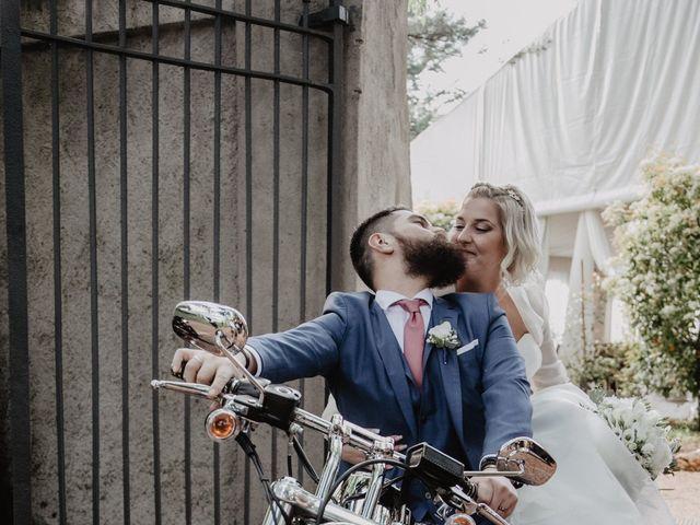 Il matrimonio di Oscar e Velia a Lesmo, Monza e Brianza 36
