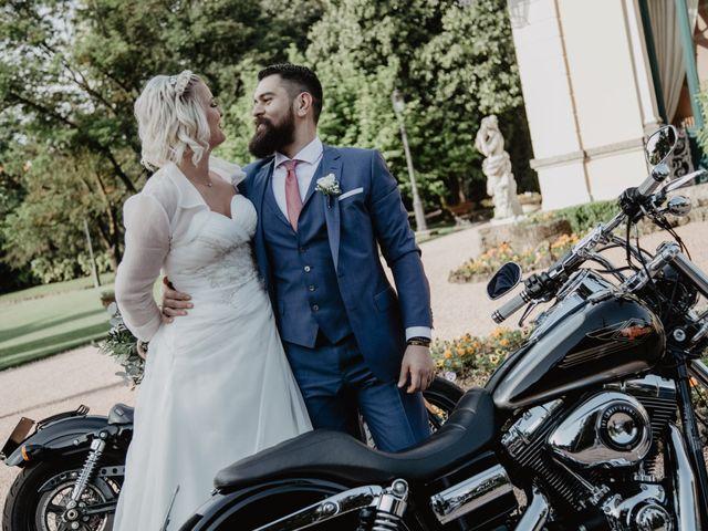 Il matrimonio di Oscar e Velia a Lesmo, Monza e Brianza 38