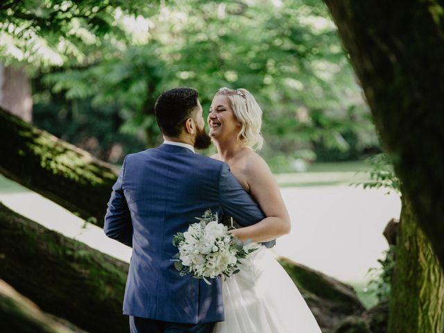 Il matrimonio di Oscar e Velia a Lesmo, Monza e Brianza 39
