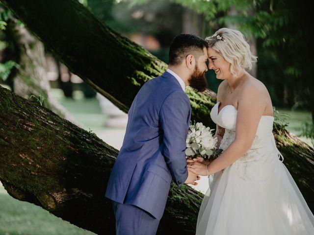 Il matrimonio di Oscar e Velia a Lesmo, Monza e Brianza 41