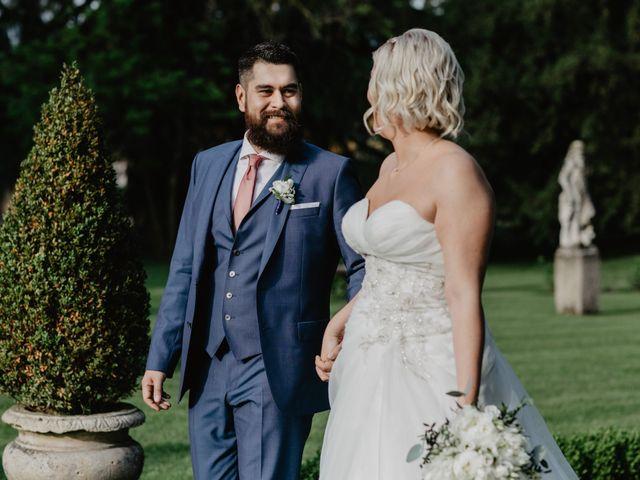 Il matrimonio di Oscar e Velia a Lesmo, Monza e Brianza 42