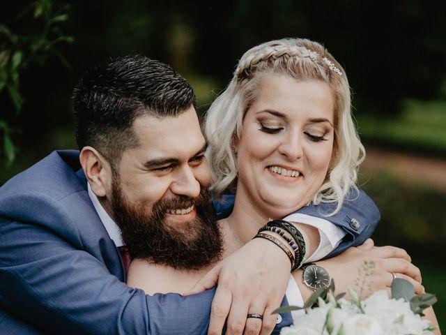 Il matrimonio di Oscar e Velia a Lesmo, Monza e Brianza 43