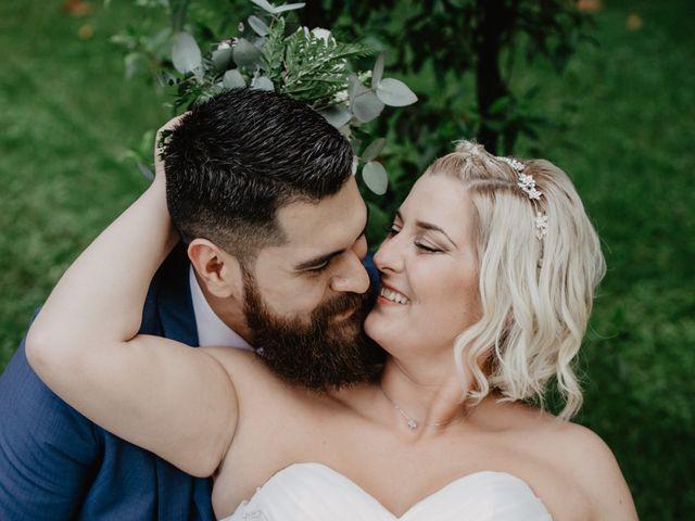 Il matrimonio di Oscar e Velia a Lesmo, Monza e Brianza 45