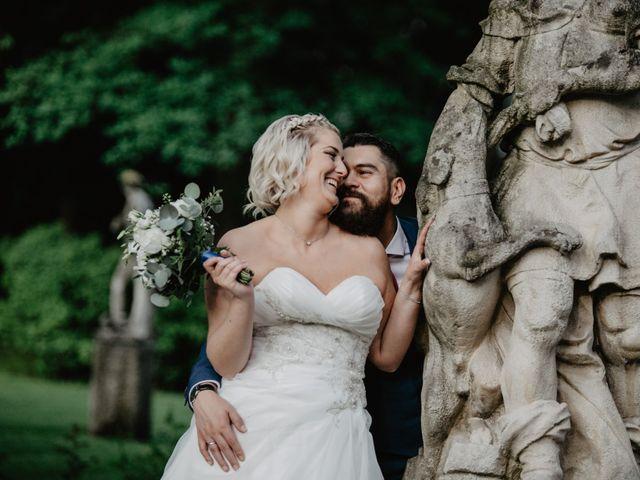 Il matrimonio di Oscar e Velia a Lesmo, Monza e Brianza 46