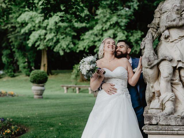 Il matrimonio di Oscar e Velia a Lesmo, Monza e Brianza 47