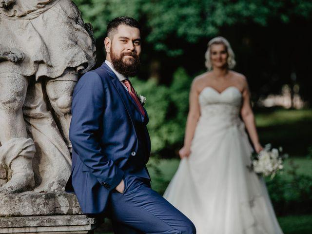 Il matrimonio di Oscar e Velia a Lesmo, Monza e Brianza 48