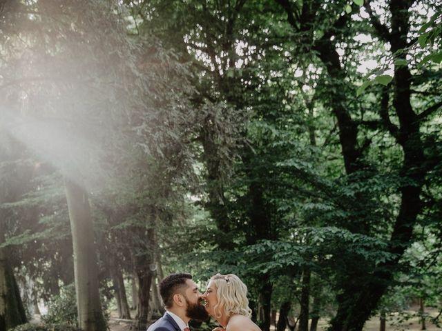 Il matrimonio di Oscar e Velia a Lesmo, Monza e Brianza 49
