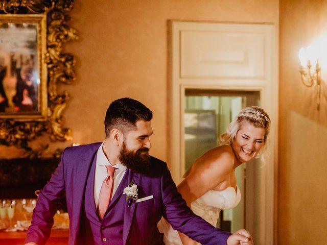 Il matrimonio di Oscar e Velia a Lesmo, Monza e Brianza 51