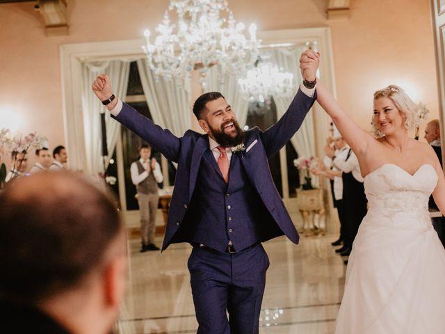 Il matrimonio di Oscar e Velia a Lesmo, Monza e Brianza 53