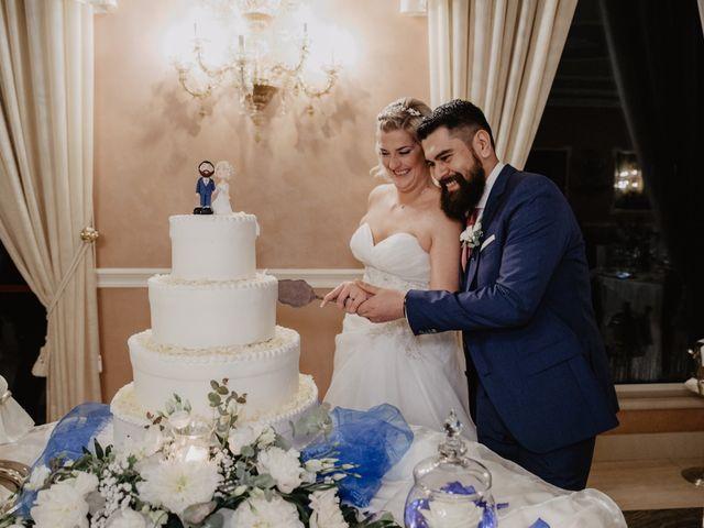 Il matrimonio di Oscar e Velia a Lesmo, Monza e Brianza 54