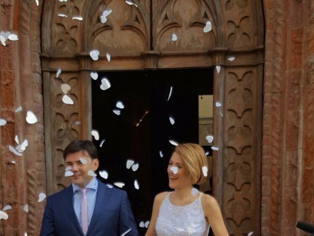 Il matrimonio di Ambra e Davide a Valenza, Alessandria 1