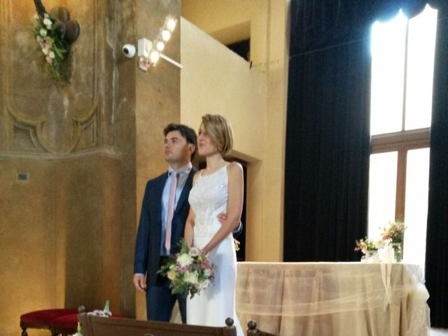 Il matrimonio di Ambra e Davide a Valenza, Alessandria 5