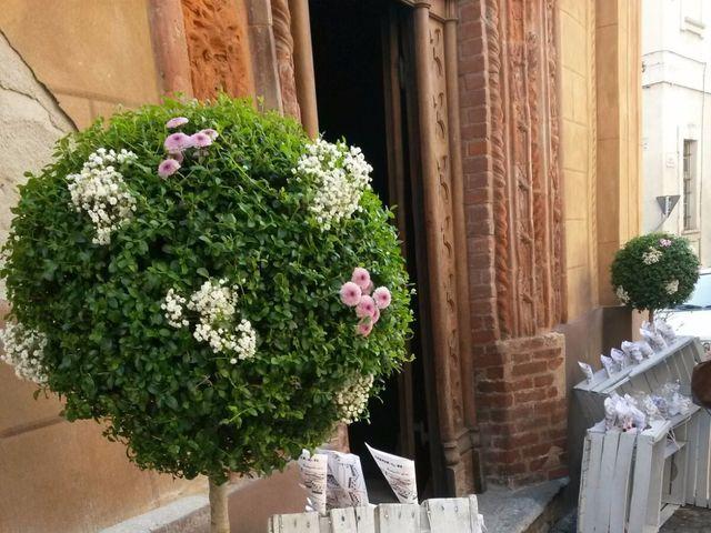 Il matrimonio di Ambra e Davide a Valenza, Alessandria 7