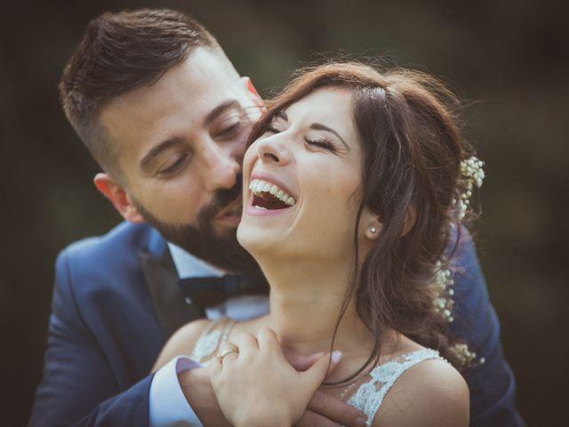 Le nozze di Diego e Danila